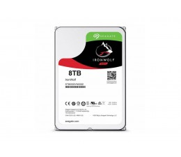 8TB 7200obr. 256MB IronWolf