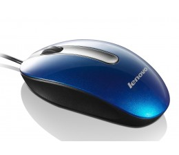 Optical Mouse M3803 (niebieski)