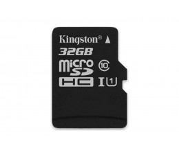 32GB microSDHC Canvas Select 80MB/s C10 UHS-I