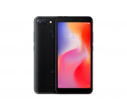 Redmi 6 3/32GB Dual SIM LTE Black