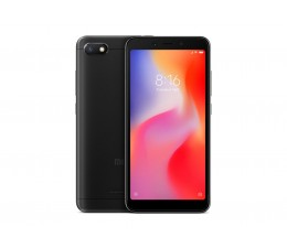 Redmi 6A 16GB Dual SIM LTE Black