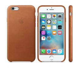 iPhone 6s Leather Case jasny brÄ…zowy
