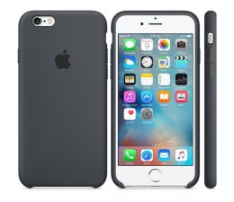 iPhone 6s Silicone Case grafitowy