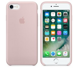 Silicone Case do iPhone 7/8 Pink Sand