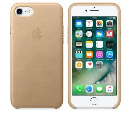Leather Case do iPhone 7/8 Tan