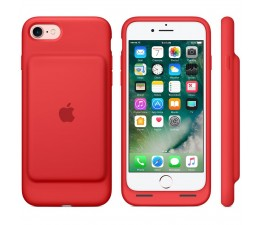 Smart Battery Case do iPhone 7 Red
